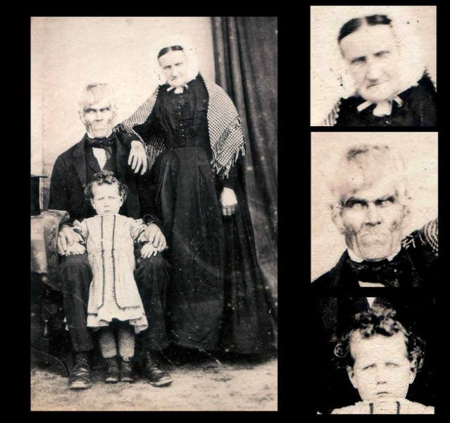 Seriously Dodgy Old-school Photos