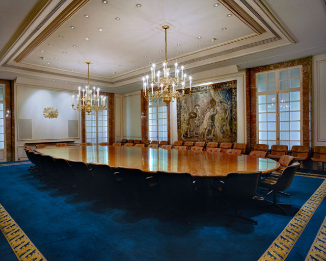 The World's Most Influential Boardrooms