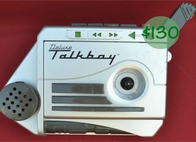 Old-School Toys That Will Cost You a Pretty Penny