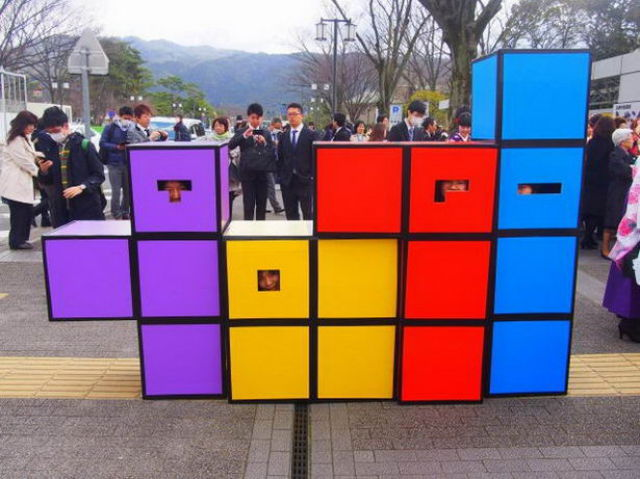 A University Prom in Japan