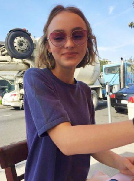 Johnny Depp's Little Girl Is Growing Up