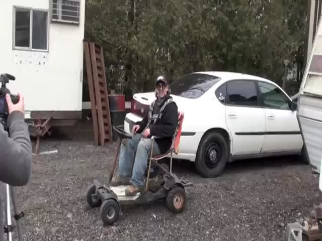 Canadian Rednecks in a Nutshell  (VIDEO)