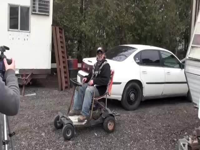 Canadian Rednecks in a Nutshell  (VIDEO)