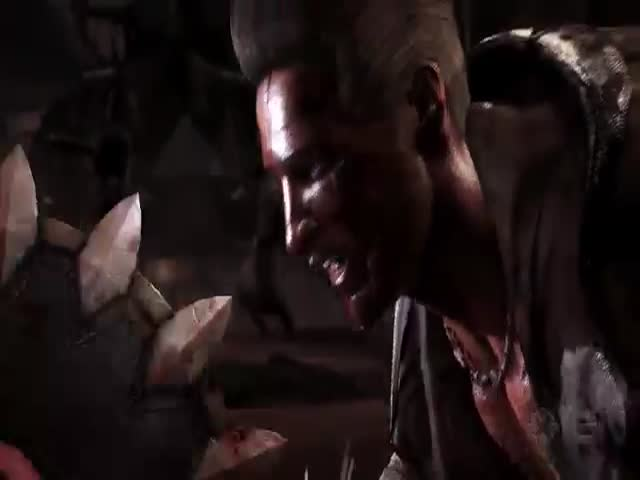 All the Gory Fatalities from Mortal Kombat X