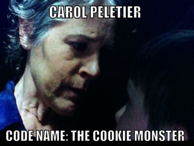 "Memes from ""The Walking Dead"" Season 5"