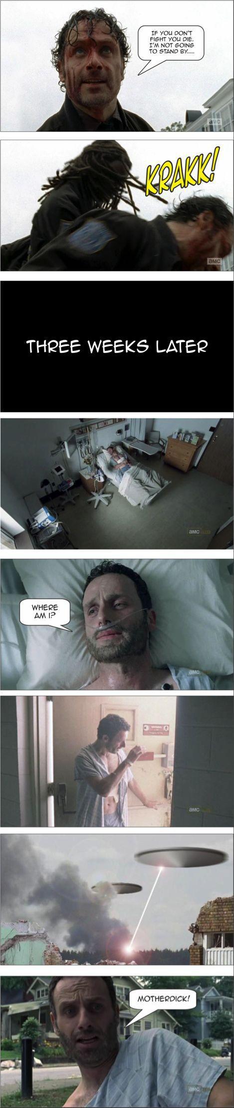 """Memes from """"The Walking Dead"""" Season 5"""