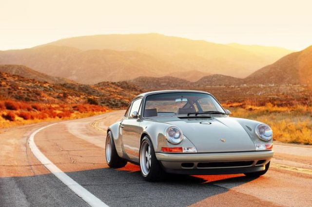 A Selection of the Coolest Cars Ever Built