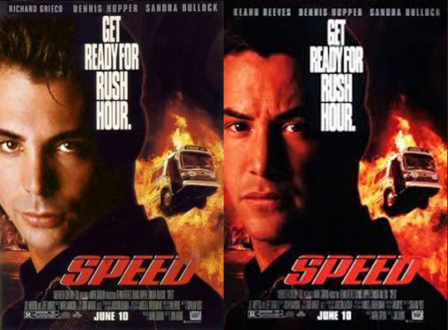 Popular Hit Movies with Alternate Lead Actors