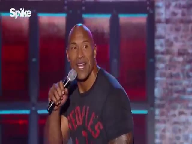 Dwayne 'The Rock' Johnson Lip Syncing Taylor Swift's 'Shake It Off'  (VIDEO)