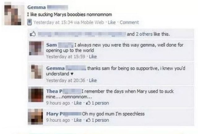 Moms Who Really Should Not Have Access to Facebook