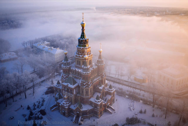 A Stunning Collection of Drone Aerial Shots Taken Worldwide
