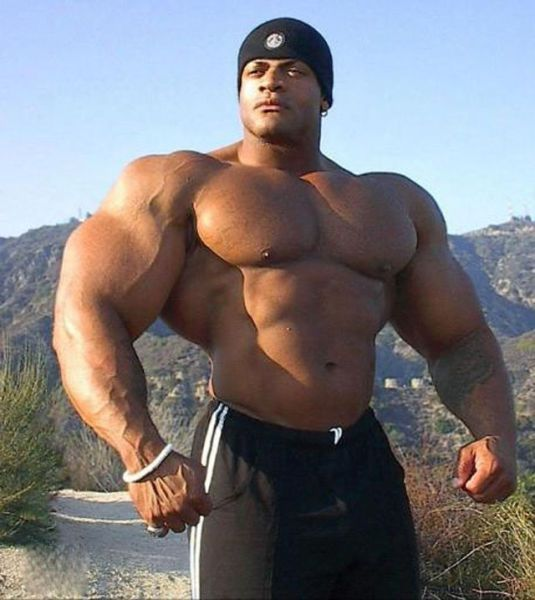 Extreme Bodybuilders Who Have Taken It a Bit Too Far