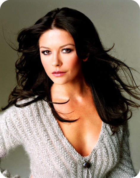 A Photo Flashback of Catherine Zeta Jones over the Years