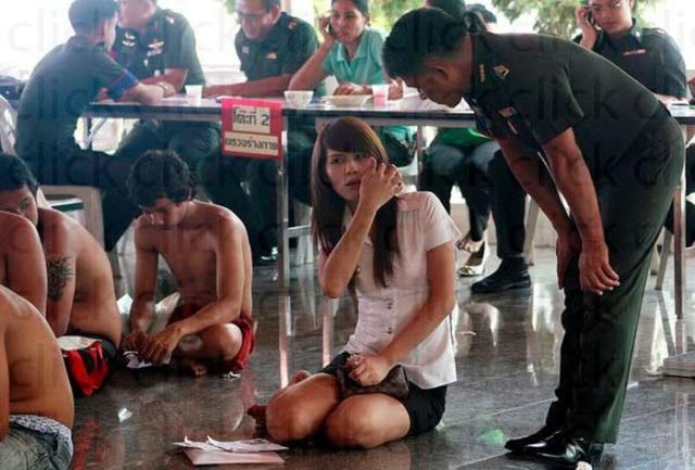 An Inside Look at Military Recruitment in Thailand