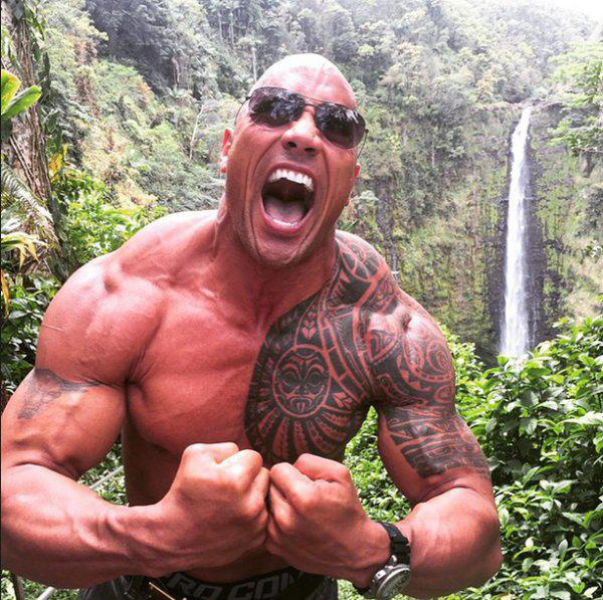 """The Rock's"" Insane Bodybuilding Eating Plan"