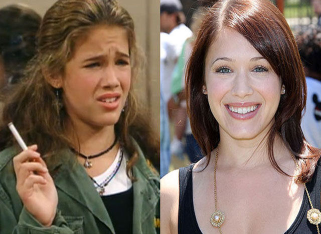 Familiar Child Actresses Then and Now