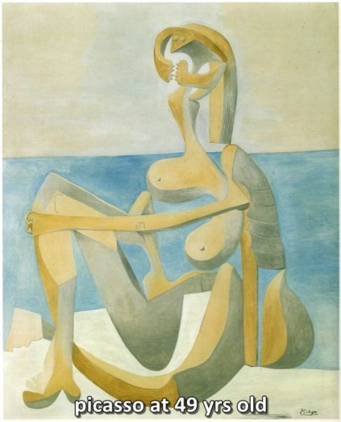 The Evolution of Pablo Picasso's Work Over Time