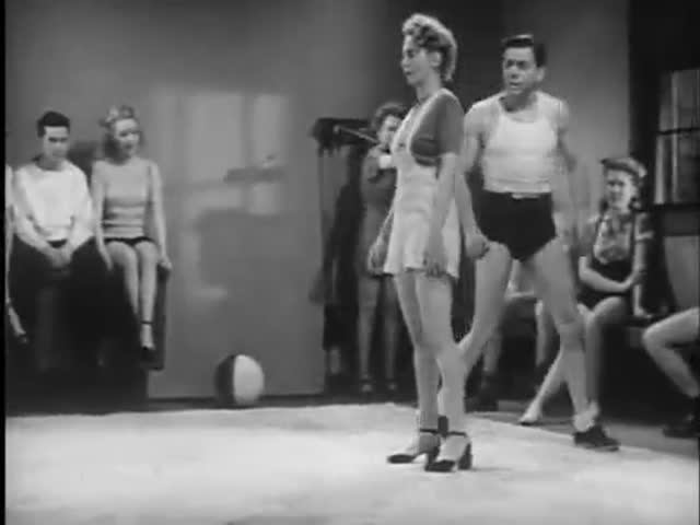 Self Defense for Women in 1947