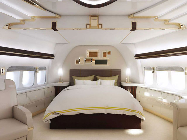 A Luxury Home in the Sky