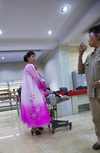 An Intimate Look at North Korean Life