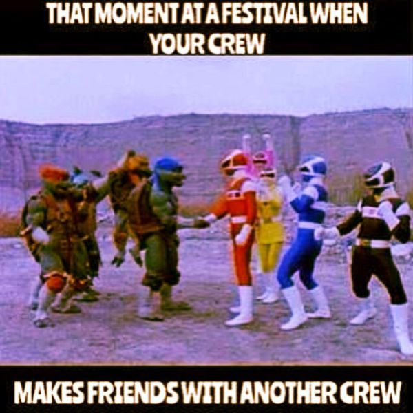 Music Festivals Summed Up Perfectly