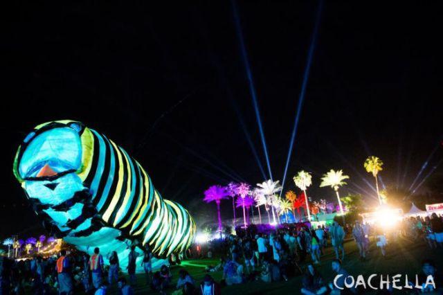 Even Celebs Love the Coachella Music Festival