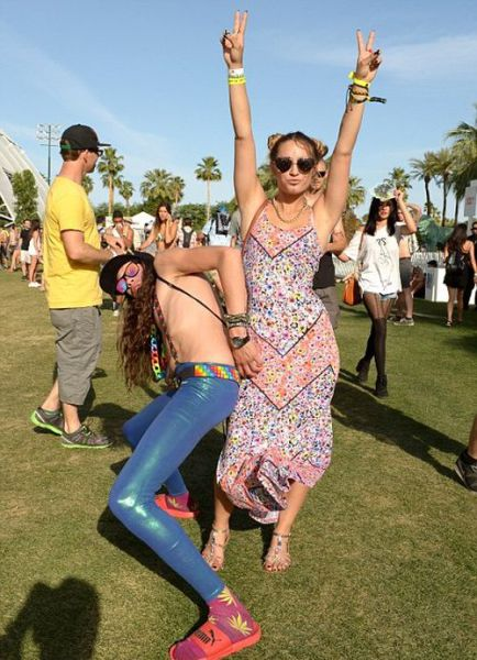 Even Celebs Love the Coachella Music Festival
