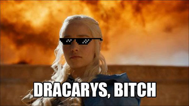 "The Greatest ""Games of Thrones"" Memes to Hit the Web to Date"