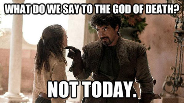 """The Greatest """"Games of Thrones"""" Memes to Hit the Web to Date"""