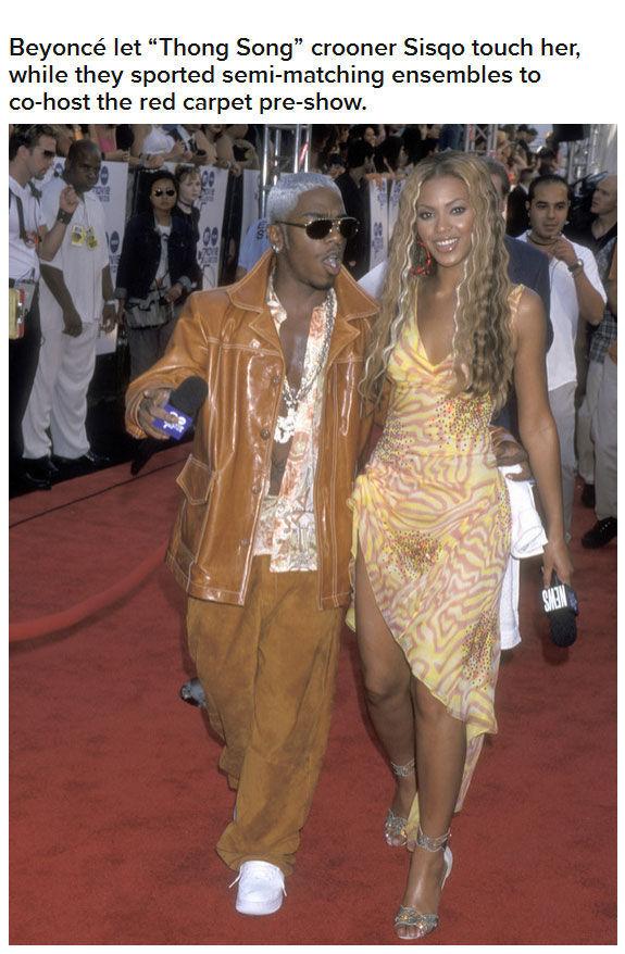 Throwback Photos of the MTV Movie Awards