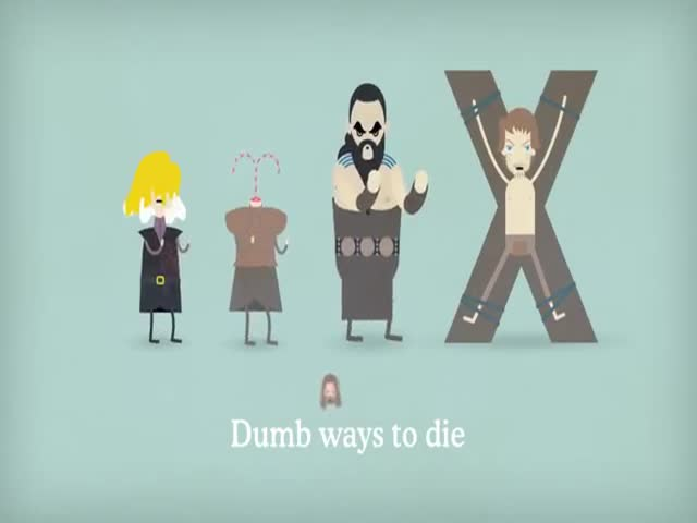 Dumb Ways to Die: 'Game of Thrones' Edition  (VIDEO)