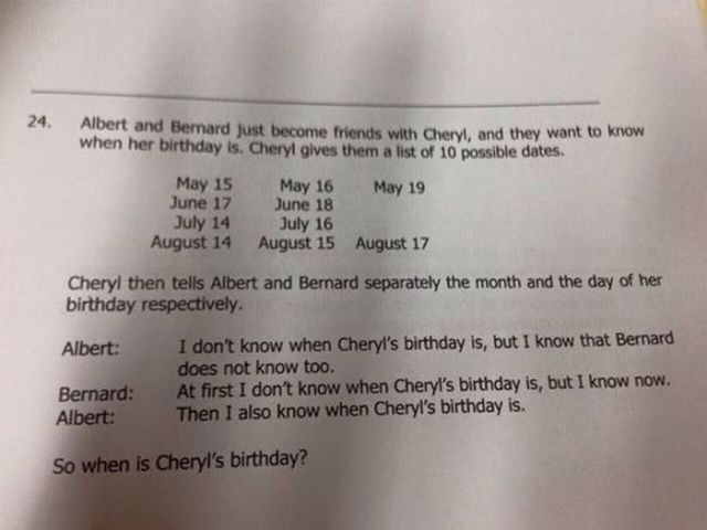 Can You Solve This Math Problem That Has the World Stumped?