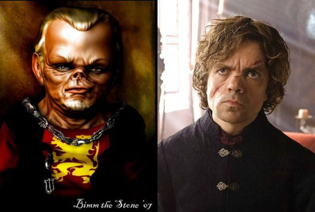 """Literary vs. TV Versions of the """"Game of Thrones"""" Characters"""