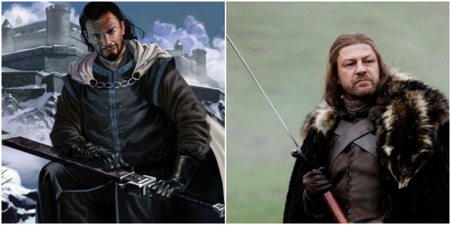 "Literary vs. TV Versions of the ""Game of Thrones"" Characters"