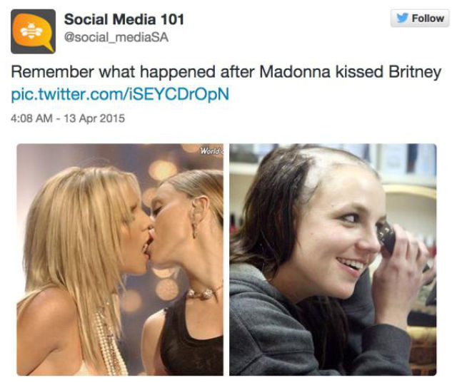 The Dodgiest Onstage Kiss Between Drake and Madonna Is All Anyone Can Talk About