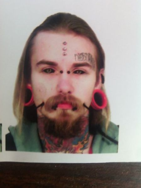 The Guy Who Is Almost Unrecognisable from Extreme Body Modifications