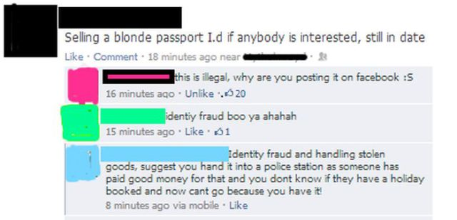 Criminals Get Bust by Dumb Facebook Posts