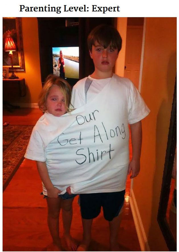 Parents Who Have Turned Pranking Their Kids into an Artform