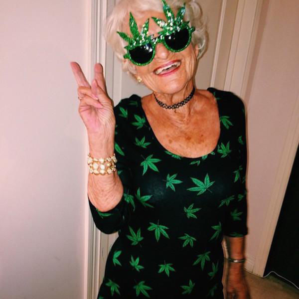 The Most Kick-ass Granny on the Planet