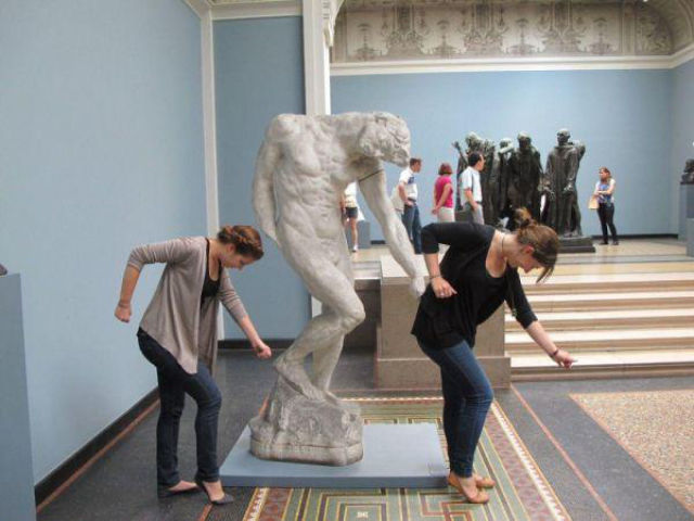 A Little Fun and Games at Museums