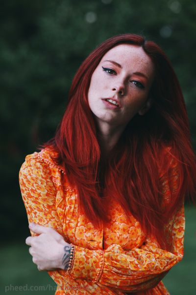 Redheads Have a Beauty That Is Totally Unique