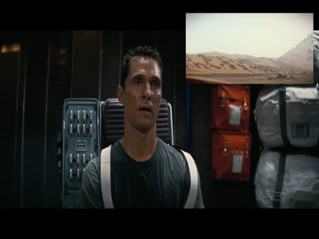 Matthew McConaughey's Reaction to Watching the New 'Star Wars' Trailer  (VIDEO)