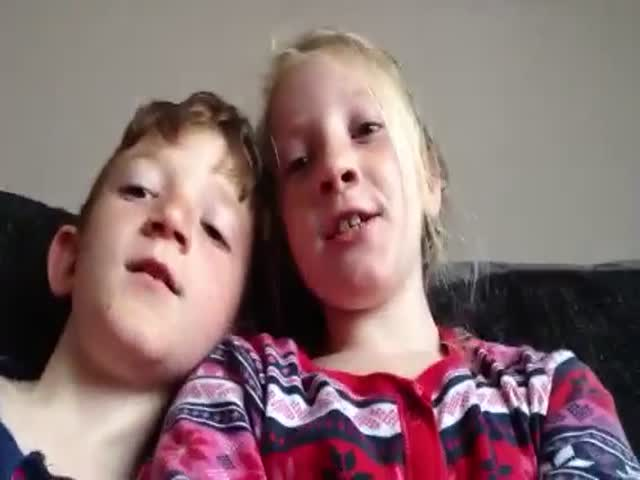 The Total Misunderstanding of a 6 Year Old  (VIDEO)