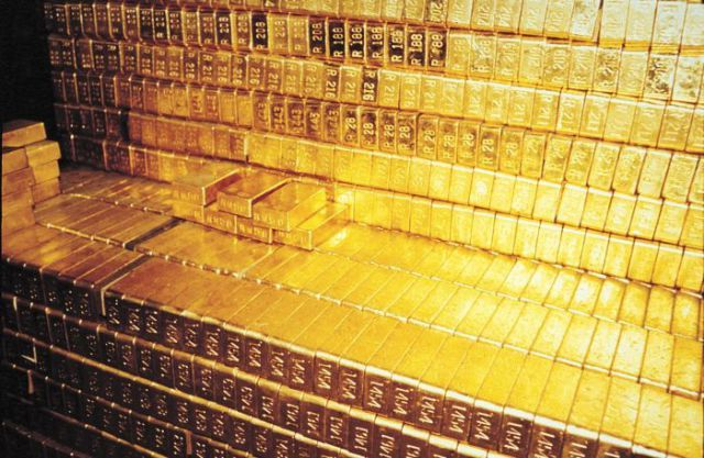 A Revealing Look at How Much Gold Is Really Being Kept at Fort Knox