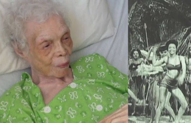 102-Year-Old Former Dancer Sees Herself on Film for the First Time