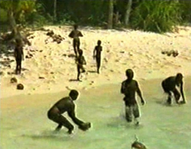 A Real Island Tribe That Is Totally Isolated from the Recent of Civilization