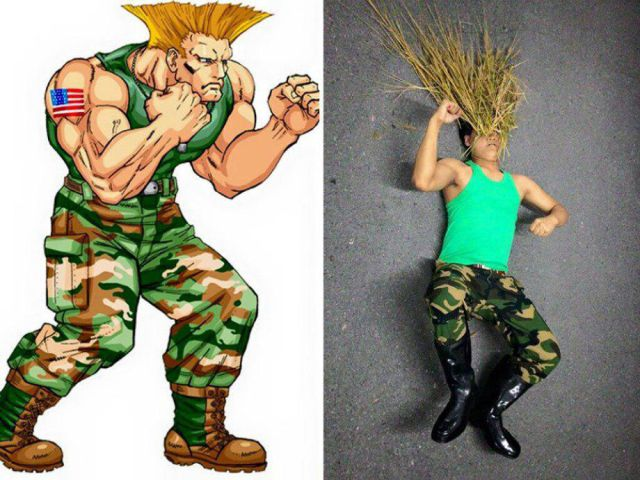 Budget Cosplay Creations That Will Make You Laugh