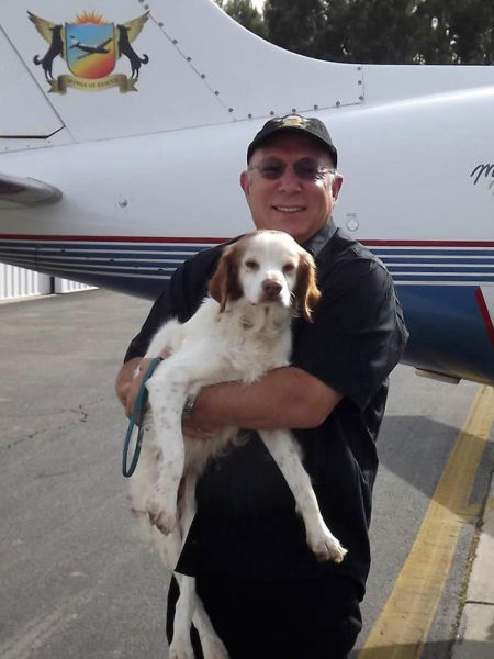 Pilots Save Dogs One Flight at a Time