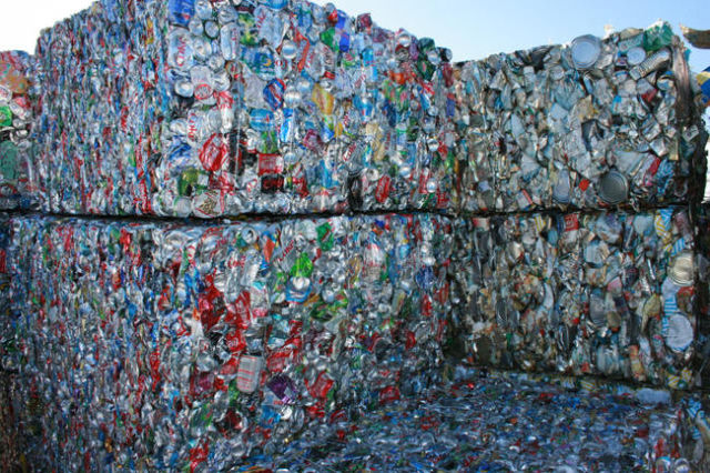 What Really Happens to the Stuff We Recycle