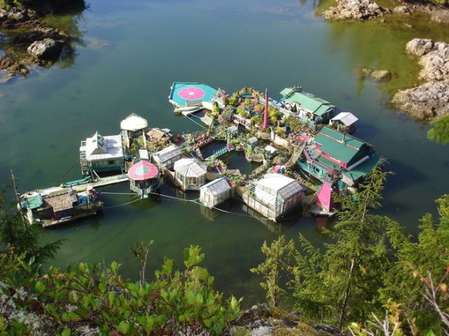 Couple Builds a Whole Private Island Getaway of Their Own